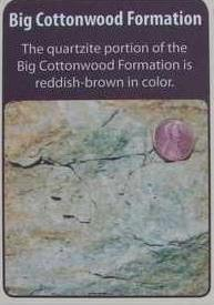 Big Cottonwood Formation